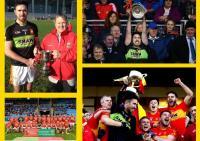 Mayo GAA League & County and Connacht Club Champions 2015