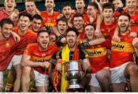 Mayo GAA Senior County Champions 2015