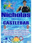 Castlebar Mitchels Supporting Nicholas Quinn in Rio Olympics 2016