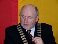 Mayor Kilcoyne attending 125 celebrations