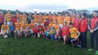 West Mayo Junior B Champions 2016