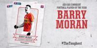 Barry Moran - AIB GAA Connacht Footballer of the Year