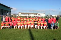 Mayo GAA Senior Football League Division 1A Champions 2015
