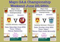 Mayo GAA Senior and Intermediate Championships