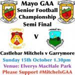 Mayo GAA SFC Semi Final