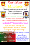 Welcoming the Supporters of Mayo and Galway to An Sportlann