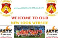 WELCOME TO OUR NEW LOOK WEBSITE