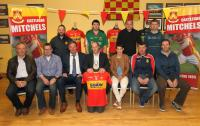 New Jersey & Sponsor Launch 2015