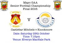 Mayo SFC Final 2016