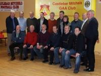 Officers Castlebar Mitchels Bord na nOg