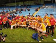 Mayo GAA SFC County Champions 2017 - 3 in a row