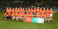 Mayo GAA SFC County Champions 2016 (picture courtesy of Michael Donnelly)