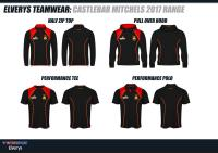 New range of Club Gear now available in Elverys