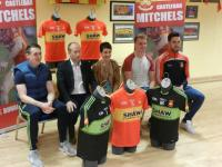 New Sponsor & Jersey Launch 2015