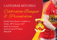Castlebar Mitchels Banquet and Presentation Night