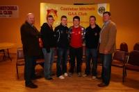 Attendees at Mitchels GAA Club 125 Celebation