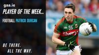 Congratulations to Paddy Durcan voted Footballer of the Week