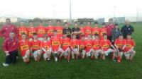 Mayo Féile A Champions 2016 team and management
