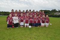 Ladys U14 Teams 2012