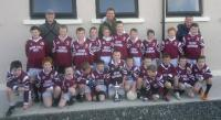 2011 U11 North Mayo Section 5 winners