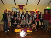 Ladies Presentation noght Feb 2013