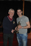 Senior Player of the Year 2012 Cathal Carolan