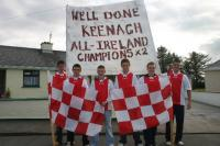 2009 Keenagh U16 All Ireland Pioneer Champions