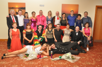 Strictly 2015 Dancers