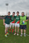 Duff, Conor, Caff , Mayo Minors 2013 & selector  Heffo