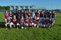 Crossmolina combined NS Team 2014