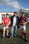 Man of the match winners Ryan Lynch Memorial 29-05-2010