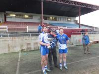 Railway Cup Winners 2014