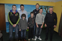 2014 Bord na nӓg Quiz 2nd place