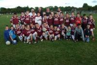2009 U12 County Summer League Division 2 Winners