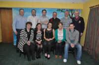 Organisers and Participants in The Cube 2013