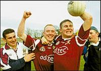 All-Ireland semi final 18-02-2001