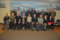 AGM attendees Dec 2011