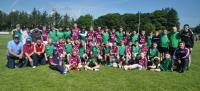 Crossmolina & Scotland U14 Féile Squads 2014