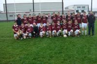 2009 U15 County League Div 2 Winners