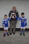 John OBoyle Presents Fergal O Boyle Memorial Cup Oct 2013