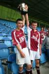 2010 U14 Boys County championship Cup Presentation