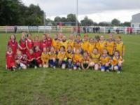 2012 Under 8 Girls