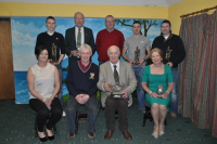 2012 Club Award Winners