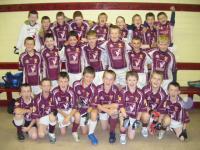 2008 Under 11 squad, 2-09-08