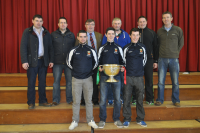Gortnor Abbey Minors Presentation 2014