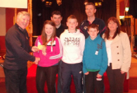Bord na nӓg Presentation night 15th March 2013 Quiz Winners
