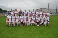 White Team Ml Lydon Cup 2013