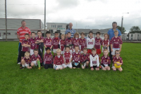 Deelrovers U8s Fergal O Boyle Memorial Oct 2013