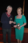 Maureen Mulligan Clublady of the Year 2012
