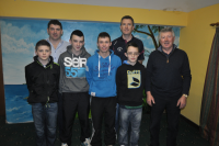 2014 Bord na nӓg Quiz Winners